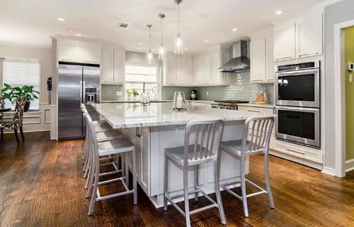 Big Kitchen Island Google Search Extension Ideas Pinterest Small White Kitchens Eat In