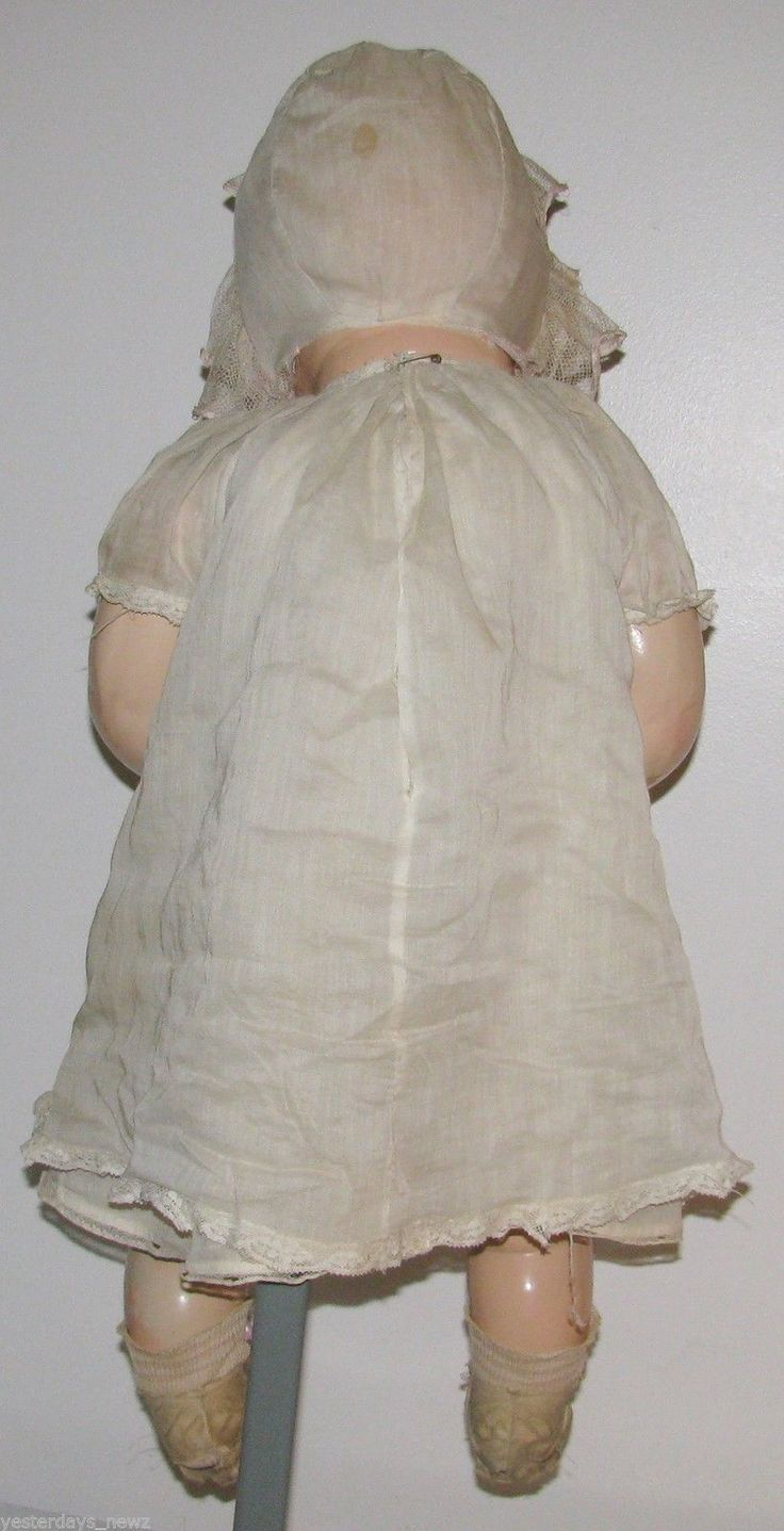 26 «Horsman состав и ткани Big Fat Happy Baby Doll Sears ямочки Darling | eBay