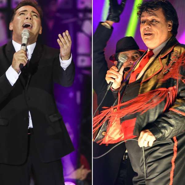 Cristian Castro quiere canciones de Juan Gabriel en su disco