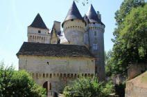 Château de la Roque des Péagers. Aquitaine. Meyrals. Aquitaine