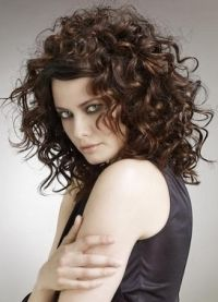 Secrets for naturally curly hair