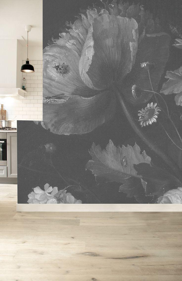 Exklusive Und Dekorative Fototapeten Kaufen Sie Online Bei KEK Amsterdam.  Fototapete Mit Blumen, Wolken