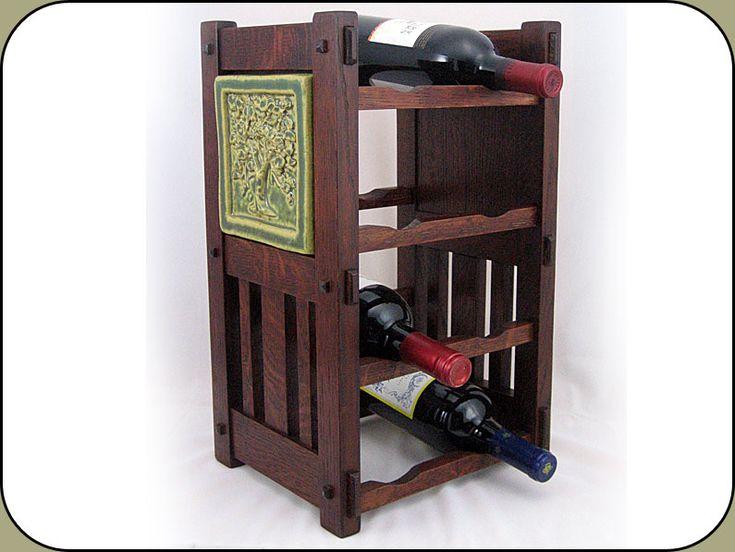 Best 25+ Craftsman wine racks ideas on Pinterest | Maple kitchen ...