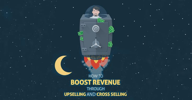 How to Boost Ecommerce Revenue Through Upselling and Cross Selling