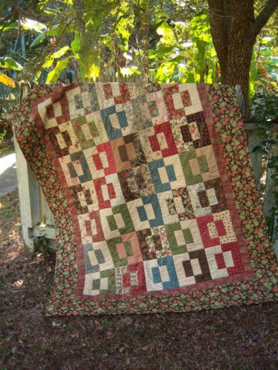 Primitive Folk Art Quilt Pattern Best Of All : Primitive Folk art Quilt Pattern Split by PrimitiveQuilting, USD 8.00 Patterns Pinterest ...