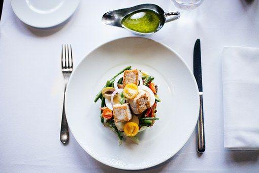 Meal, Food, Chicken, Salad, Healthy