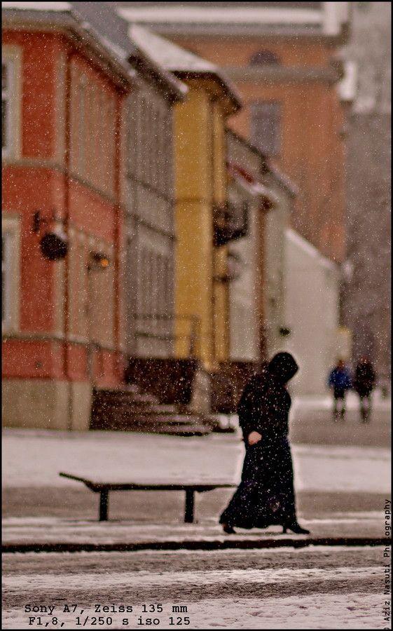 That Stranger in Town! by Aziz Nasuti on 500px
