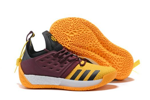 752c92bb2c1e For Adidas James Harden Vol 2 Orange Red Black Nike Air Max