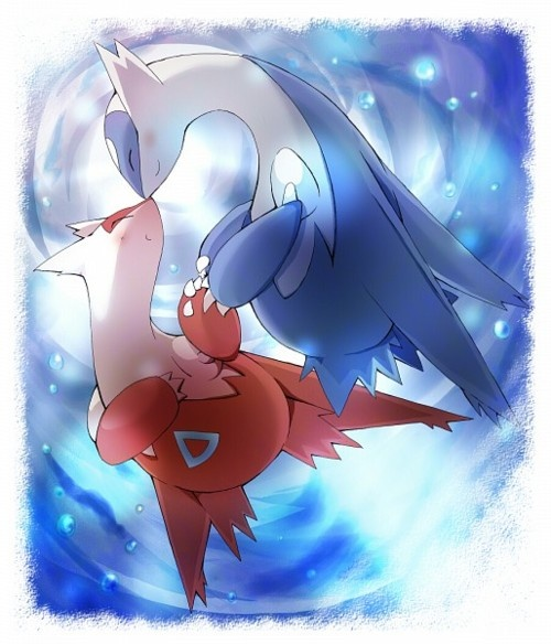 how to fly with latios oras