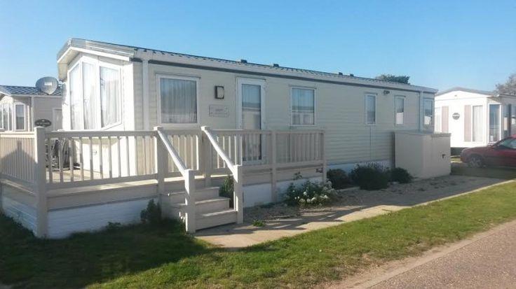 2 bedroom/4 Berth, fully equipped  static caravan for hire at Suffolk Sands, Felixstowe  http://www.rentmycaravan.com/properties/the-leven-4-berth-static-caravan-based-at-suffolk-sands-felixstowe-for-hire-available-50-week-per-year/
