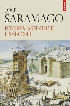 """""""Pentru Jose Saramago, romanul nu este o simpla reutilizare a informatiilor oferite de discursul istoric cu scopul de a da credibilitate unei fictiuni, ci o rescriere a istoriei din perspectiva unei constiinte contemporane care-si croieste drum prin prezent reevaluind in permanenta efectele istoriei asupra propriei vieti si a lumii care-l inconjoara in numeroasele sale interventii publice."""" (Mioara Caragea)"""