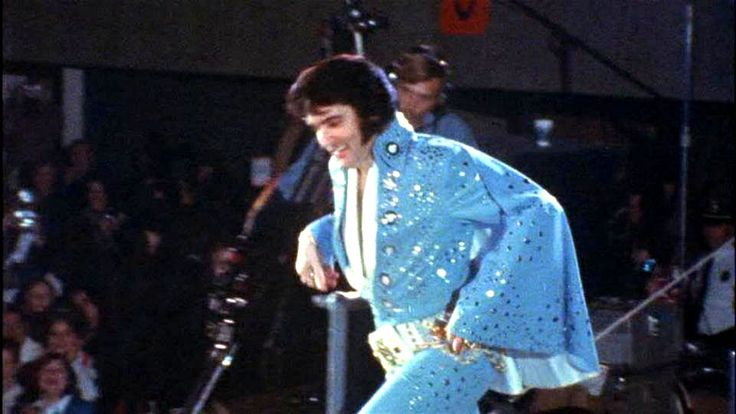 Elvis in concert  Hampton Road April 9, 1972