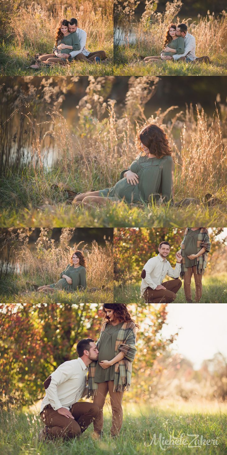 Inspiration For Pregnancy and Maternity : FallMaternityShoot Maternity Photographer Fall Maternity Session Maternity Gown …