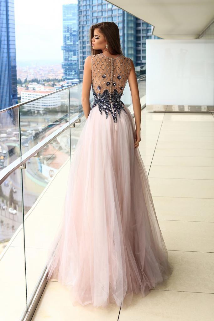 Вечерние платья Nadus коллекция GALAXY GALAXY Сваде…