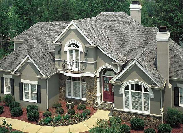 Certainteed Independence Colonial Slate Roof Shingle Color