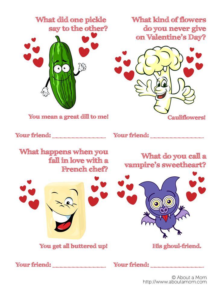 Printable Funny Valentine 39 s Day