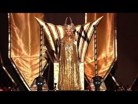 ▶ Illuminati Super Bowl Half Time Show Symbolism Explained - Madonna, Nicki Minaj, M.I.A - YouTube