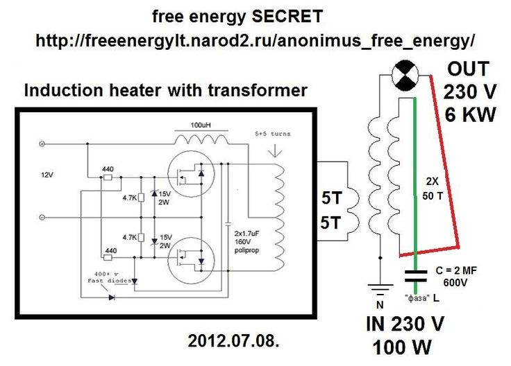 Free Energy Generator moreover Kapanadze Free Energy