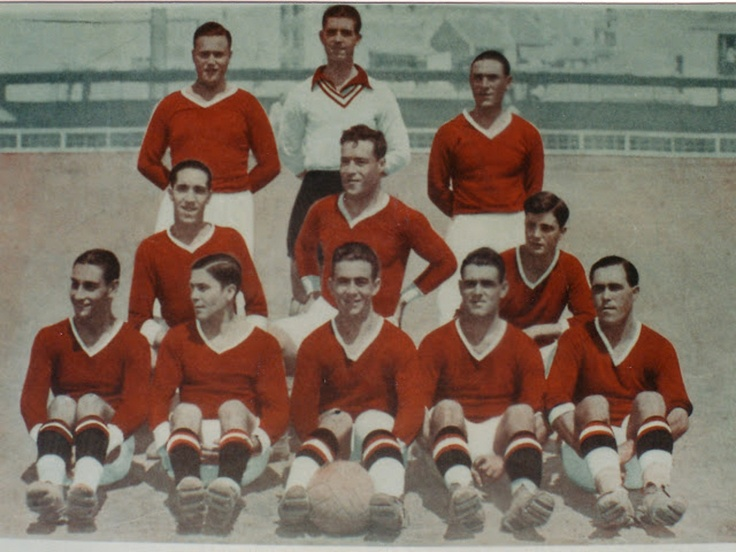 Sport Lisboa e Benfica, Campeón de liga 1930.