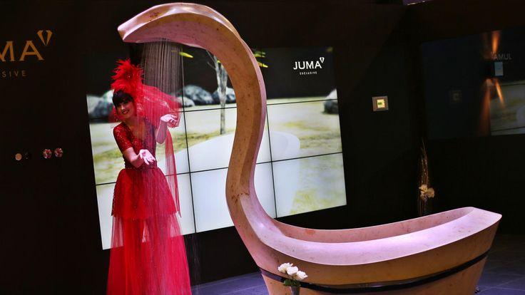 Jumamba von JUMA EXCLUSIVE in der Bild-Zeitung http://www.bild.de/geld/wirtschaft/imm-cologne/moebelmesse-in-koeln-das-ist-der-schwahnsinn-34224986.bild.html