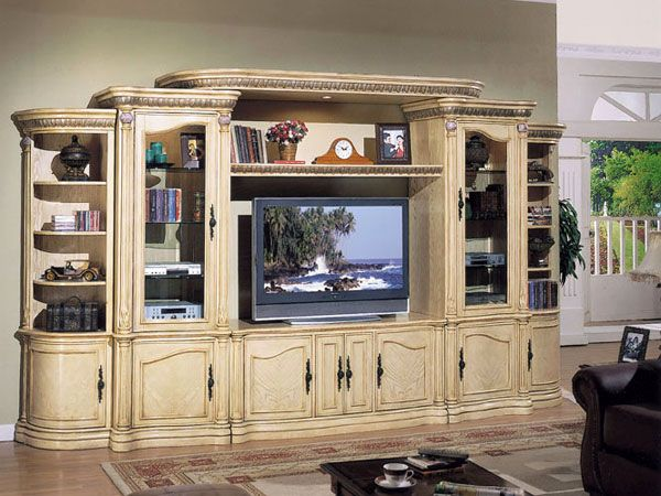 White wash entertainment center a beautiful home pinterest Home entertainment center