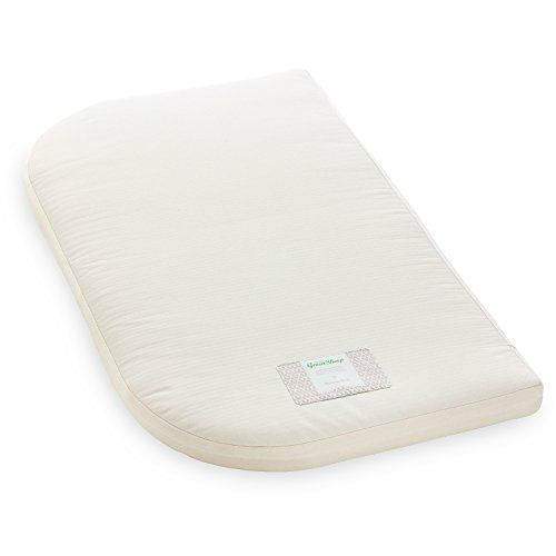 The Little Green Sheep Natural Mattress for Babybay Maxi Crib (89 cm x 51 cm) Asin: B008G020UE Ean: 5060157940524
