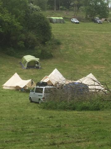 Lordswood Camping, Lenham Kent