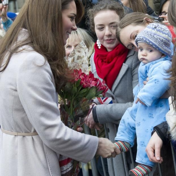 10 royal baby traditions to know