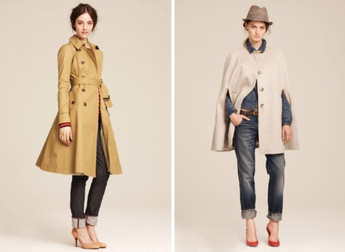 Coats for Fall