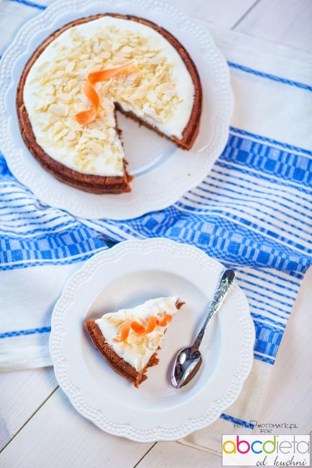 abcdieta od kuchni: Dietetyczne ciasto marchewkowe
