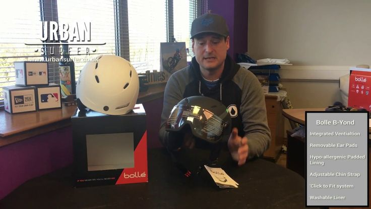 Visit store.snowsportsproducts.com for endorsed products with big discounts. Bolle B Yond 2018 Ski Helmet Product review