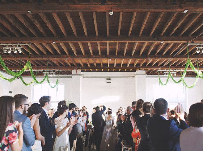Trinity Buoy Wharf | 17 Absolutely Dreamy Wedding Venues In London