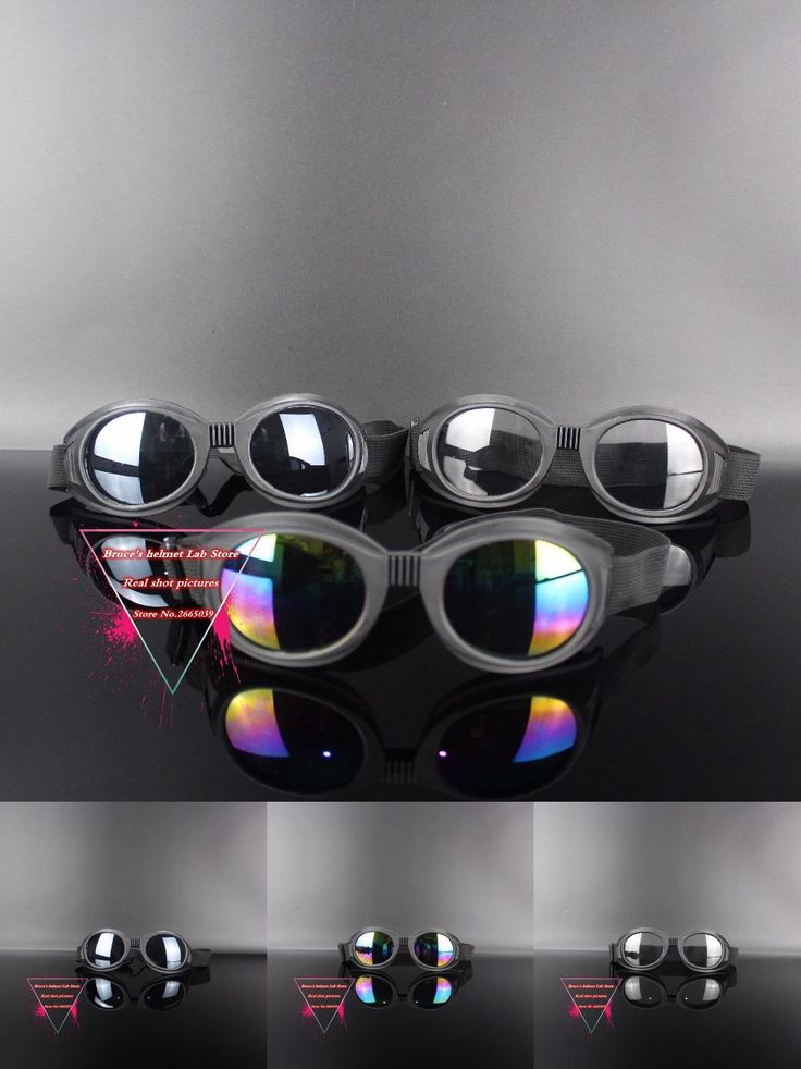 [Visit to Buy] 2016 Goggle New Glasses Snowboarding Motorcycle Goggles Motocross Harley Style Goggles Pilot 3 Color Shipping Free #Advertisement