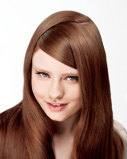 Chocolate Cherry Hair Color Hair Styles And Tips Pinterest