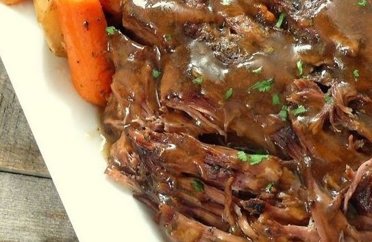 Pot Roast That Melts In Your Mouth Recipe Main Dishes with chuck roast ...