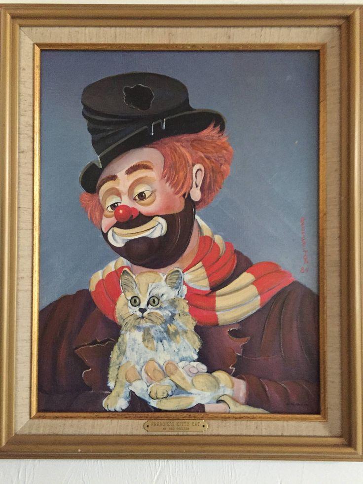 Red Skelton Paintings The Philosopher