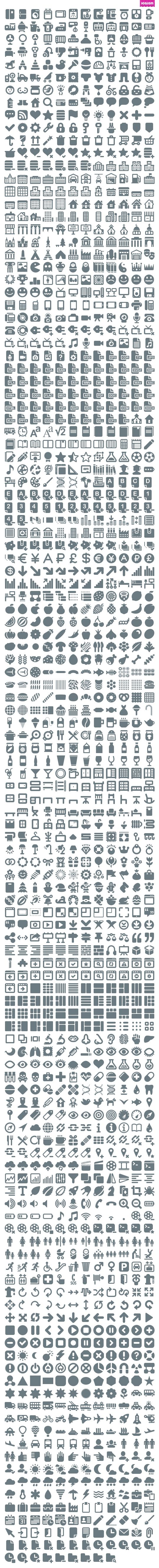 74 best Icons images on Pinterest | Icon set, Icons and Icon design