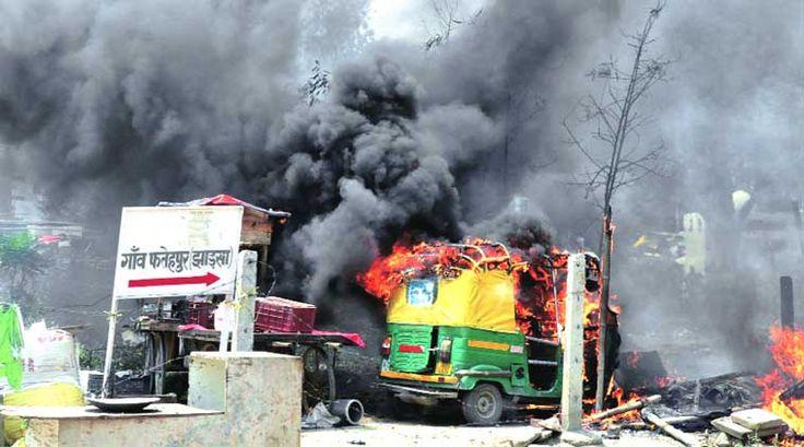En avril dernier, à Gurgaon, l'HUDA (Autorité de développement urbain de l'État de l'Haryana) et la police de Gurgaon avaient en partie détruit plus de 200 maisons dans le secteur 47, sans réussir à expulser ses habitant-e-s, qui étaient resté-e-s sur...