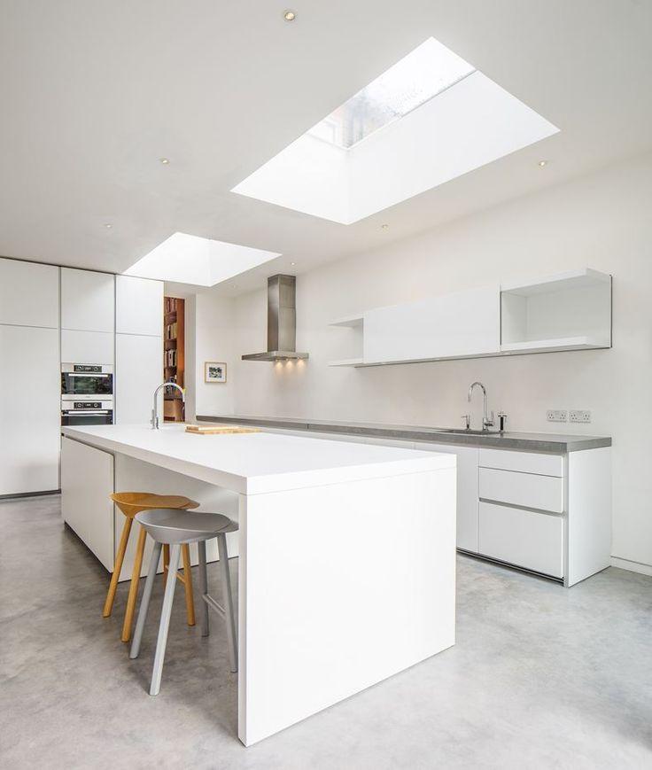 Gemütlich Beleuchtung In Der Küche Erweiterungen Fotos - Küchen ...