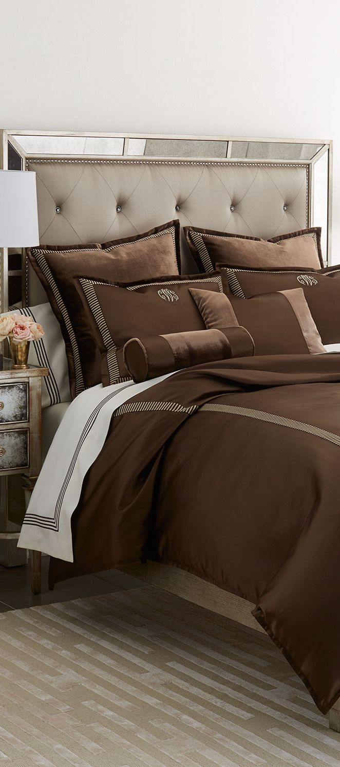 Love the bedding! Although,  I would see if it is available in a different color.