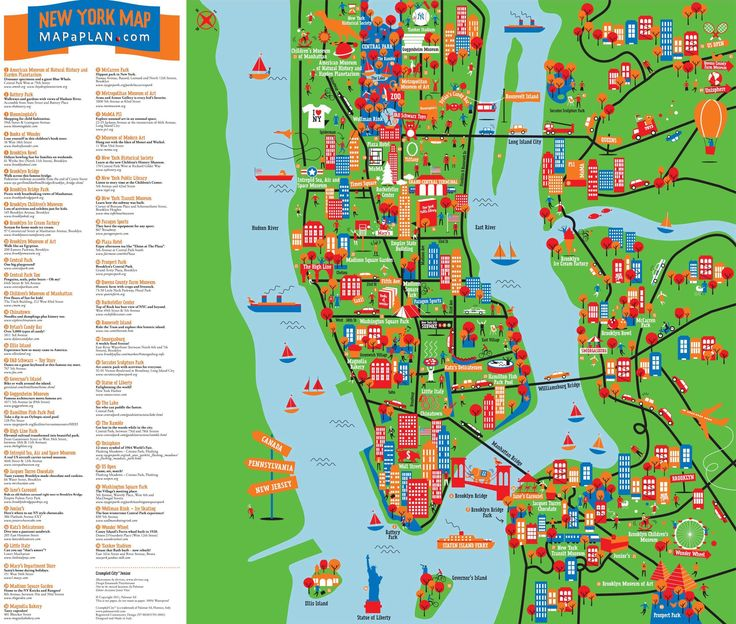 Best York Map Ideas On Pinterest - New york map