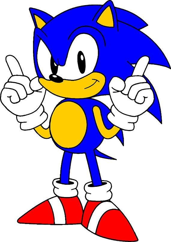 Sonic Svg Eps Png Jpg Cliparts Imprimible Silueta Y Cricut Sonic Birthday Parties Sonic Birthday Sonic Party