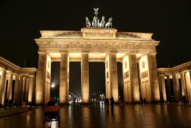 Brandenburg Gate Brandenburg Gate Germany Berlin Germany