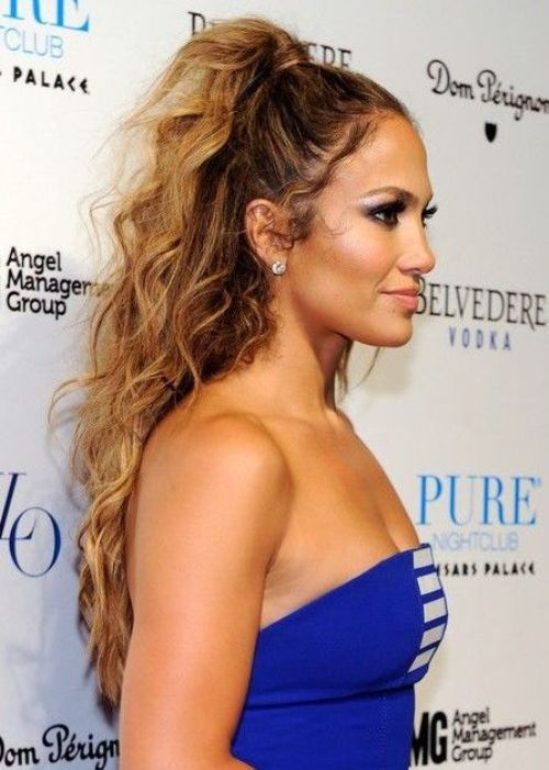Top 100 Curly Hairstyles 2014   herinterest.com
