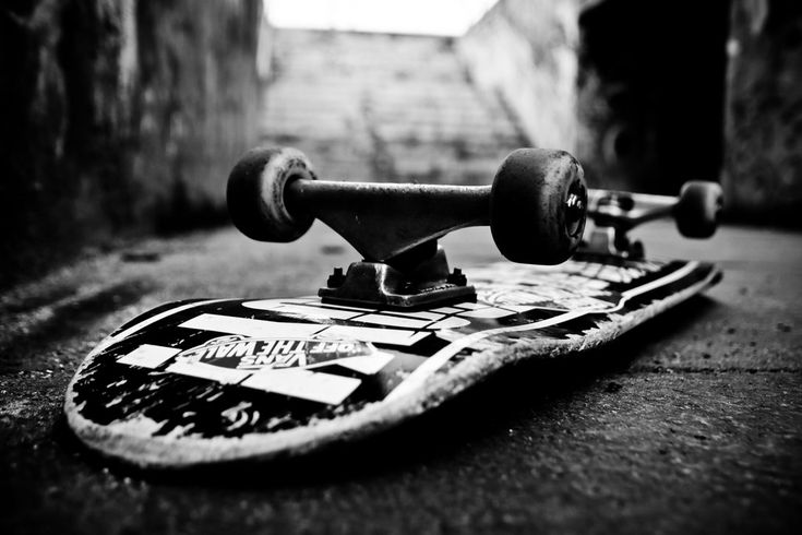 White And Black Skateboard Images HD Wallpapers coolPics