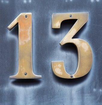 Feng Shui and the Number 13 — Lucky or Unlucky?