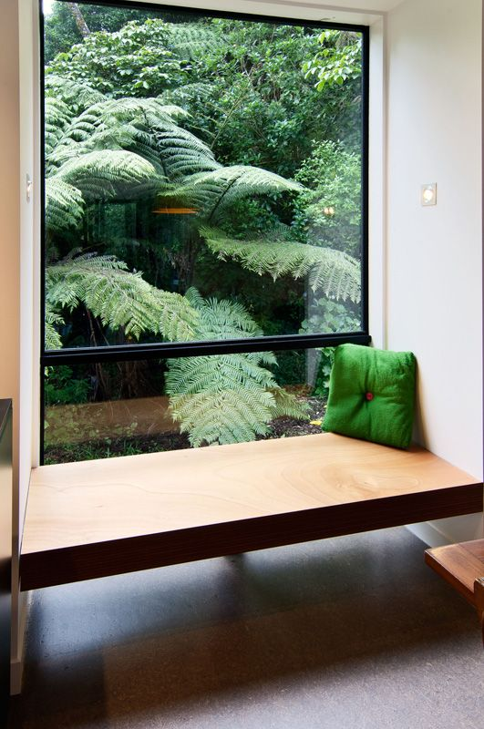Box Lite  window seat. retreat. relax. outside/inside