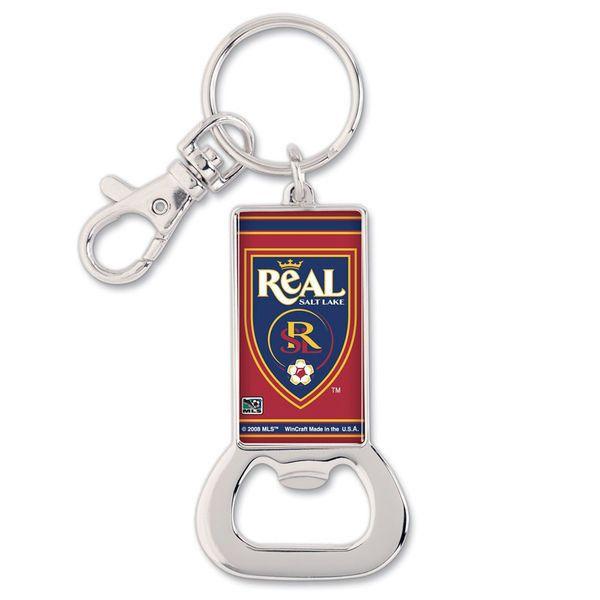 Real Salt Lake WinCraft Bottle Opener Keyring