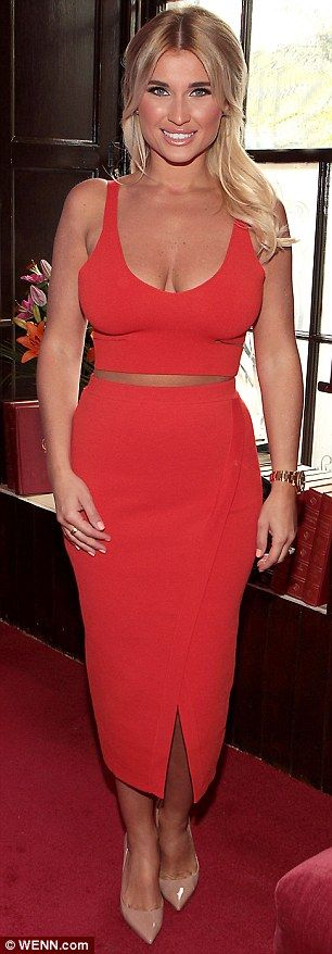 TOWIE's Billie Faiers announces opening of bar in Ireland with Gemma Merna | Daily Mail Online