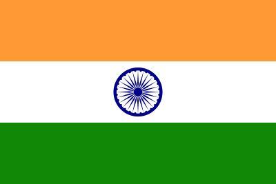 Resultado de imagen para bandera de la india